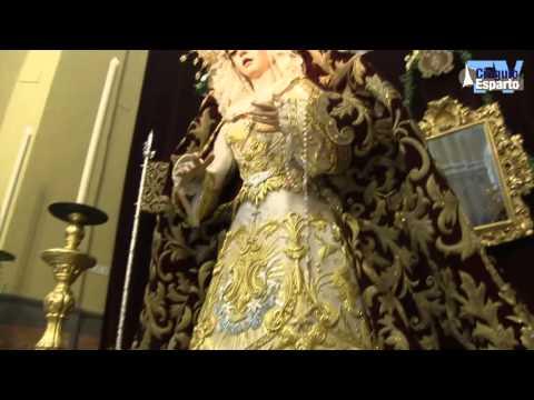 Besamanos Virgen de la Encarnación