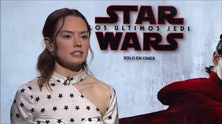 Daisy Ridley STILL doesn't understand Mary Sues