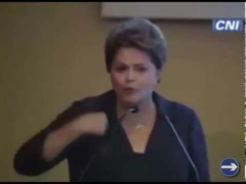 Baixar Dilma diz que 13 menos 4 é igual a 7
