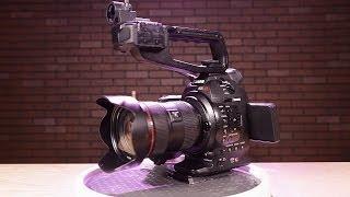 Canon C100 vs 5D Mark III