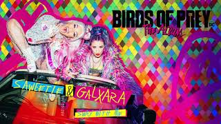 Saweetie & GALXARA - Sway With Me (from Birds of Prey: The Album) [Official Audio]