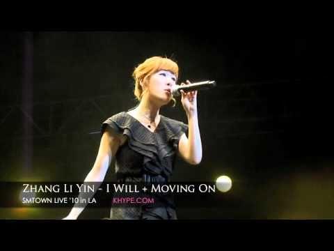 Zhang Li Yin - SMT0WN LIVE '10 in LA