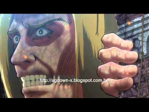 Baixar Attack on Titan Episódio 14 Download Grátis Legendado MP4 RMVB MKV
