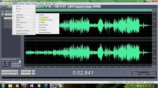 [Atheres II] Part 4 - Hướng dẫn Cool Edit Pro - Tạo beat từ nhạc có lời
