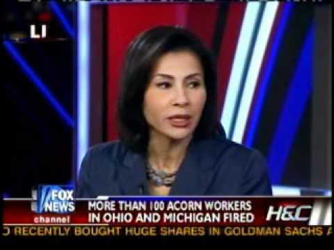 Jami Floyd on Hannity  Colmes Oct 17 2008