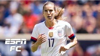 Tobin Heath goals & skills ahead of 2019 World Cup | USWNT Highlights