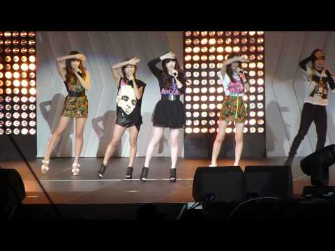 [fancam] 120520 SMTown LA.Rehearsal.F(x).Hot Summer