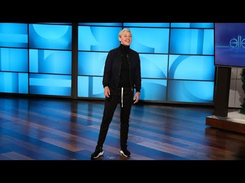 Ellen Defends Oprah Against the President