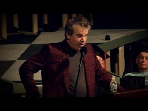 McNally Smith 2016 Commencement | John Munson, Keynote Speaker