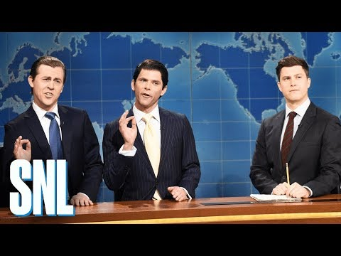 Weekend Update: Eric and Donald Trump Jr. on Chaos in the White House - SNL