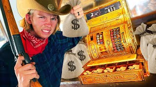 Rob the Bank, Win What's Inside!