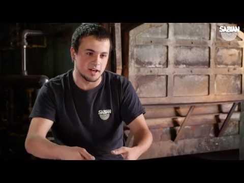 SABIAN Craftsman Series - Blair Heater