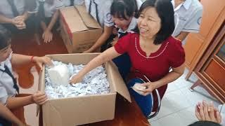 Món quà dành tặng cho các thầy cô (20-11-2018)-High School Le Van Dau/Phước MI
