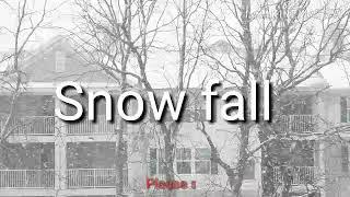 Snowfall heavy top trending in world