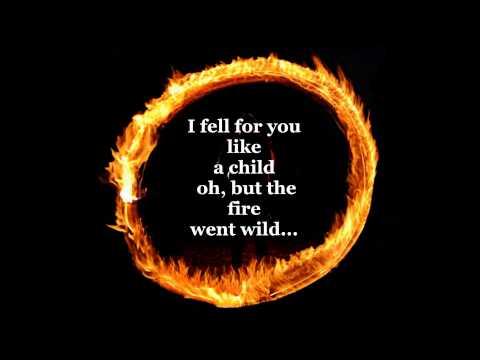 Ring Of Fire Johnny Cash lyrics