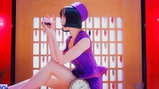 EXID - L.I.E 中文字幕 MV YouTube 影片
