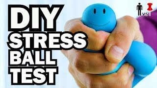 DIY Stress Ball Stress Test - Man Vs Pin #88