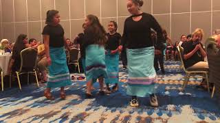 Oneida Music of Culture Youth Singers at the ACT 31 Celebration