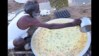 KING of BIG OMELETTE / Village food factory