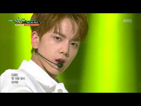 뮤직뱅크 Music Bank - Text Me Back - 더보이즈(THE BOYZ).20180406