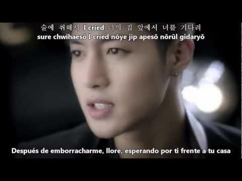 Kim Hyun Joong - Please [Sub Español + Hangul + Romanización]