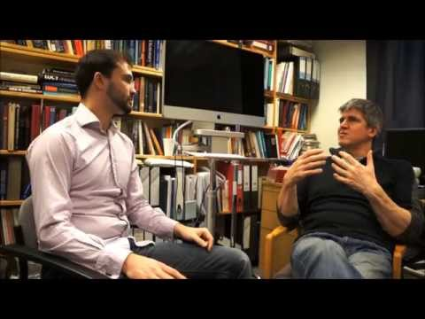 Improvides interviews Prof Vincent Walsh on neuroscience of creativity