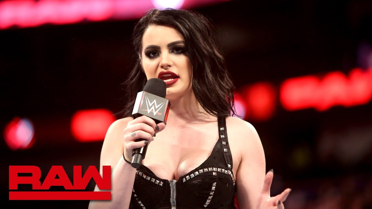 Paige talks being open about leaked sex tape and failed drug tests being in a rut for over a - Diva paige sex tape ...