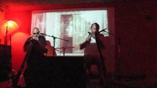 Ruff Libner - Travelling Didjeridoo - Balanda Didjeridoo Duo @ PracoVnia 9.05.2013