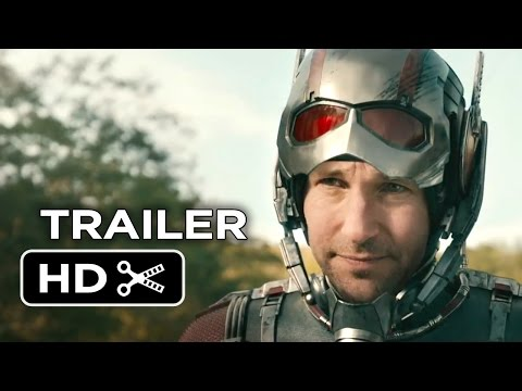 Ant-Man Official Trailer #1 (2015)