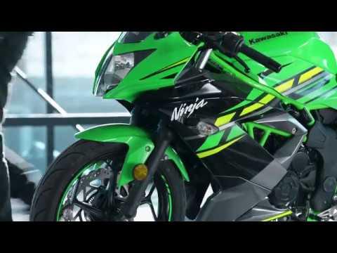 Kawasaki Ninja 125 ABS '19