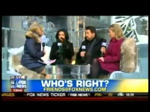 Jami Floyd on Fox  and Friends Nov 19 2010
