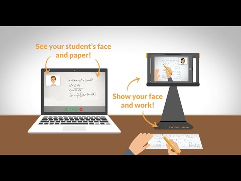 TutorCam: The NEW device to turn your phone into a document camera for online classes