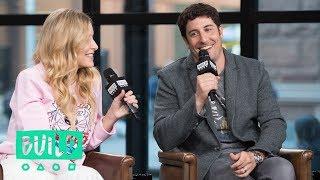 "Jason Biggs & Jenny Mollen On Lifetime's ""My Partner Knows Best"""