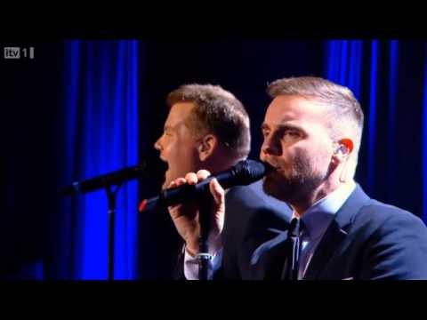 Gary Barlow & James Corden - Pray @ Manchester Apollo