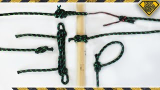 6 Must-Know Survival Knots