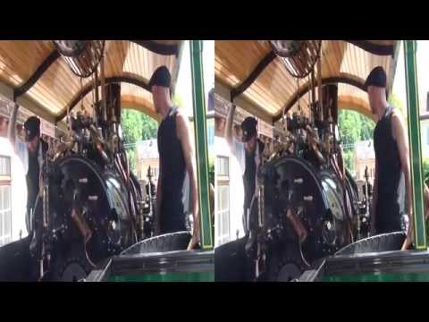 Museumsbahn Blonay-Chamby 2014 in 3D (yt3d)