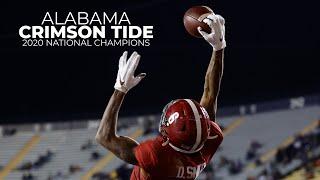 Alabama Football || 2020 Highlights || CFP National Champs