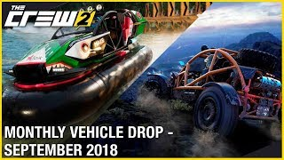 The Crew 2 releases free Gator Rush DLC