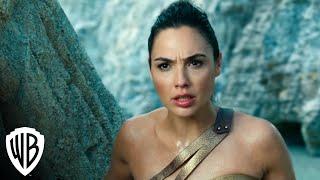 Wonder Woman   Diana Meets Steve Trevor   Warner Bros. Entertainment