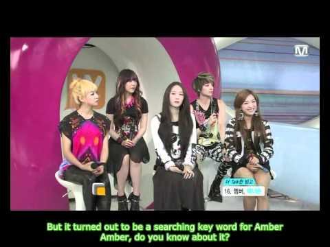 (Eng) Amber's Manner Hand