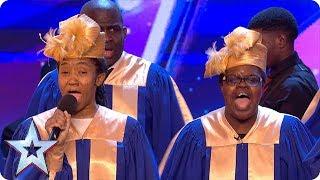 Oh Happy Day! Meet the uplifting DMU Gospel Choir | Auditions Week 1 | Britain's Got Talent 2018