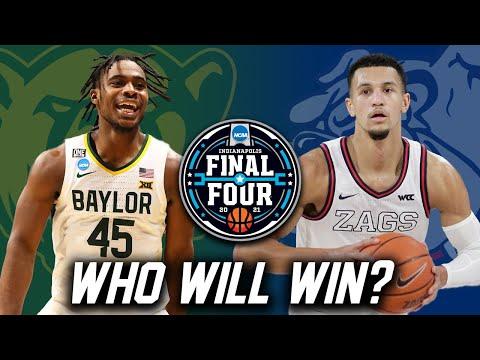 College Basketball National Championship Pick | Gonzaga vs Baylor Prediction