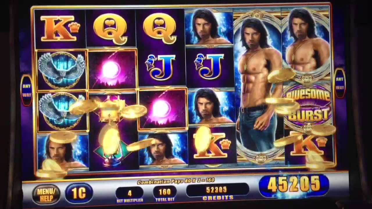 Lone wolf slot machine online