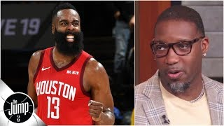 I'm going with the Rockets to beat the Warriors in 7-game series - Tracy McGrady | The Jump