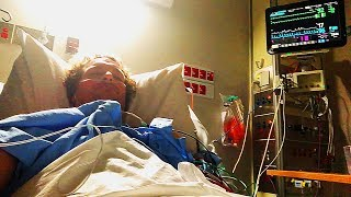 DAD IN INTENSIVE CARE BUT BABY NEEDS OPERATION w/The Norris Nuts