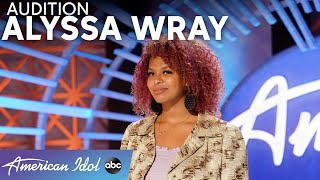 Historical Moment! Alyssa Wray's Star Power Brings Lionel Richie To Tears! - American Idol 2021