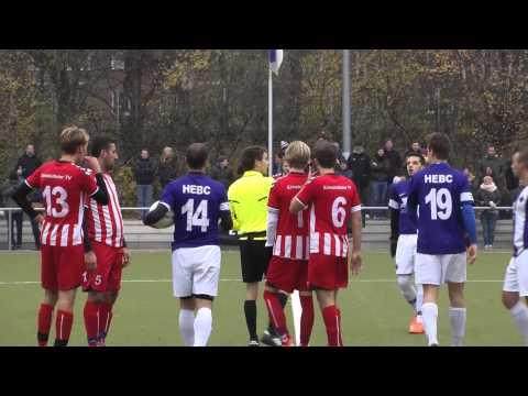 HEBC - Eimsbütteler TV (Bezirksliga West) - Spielszenen | ELBKICK.TV