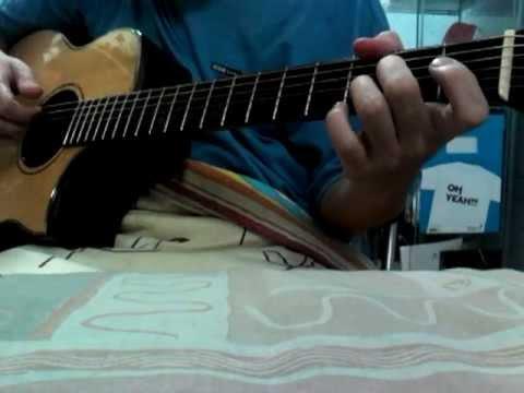 孫燕姿-風箏-木吉他指彈版