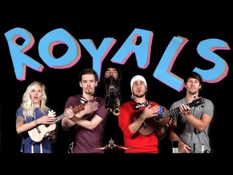 Baixar Royals - Walk off the Earth