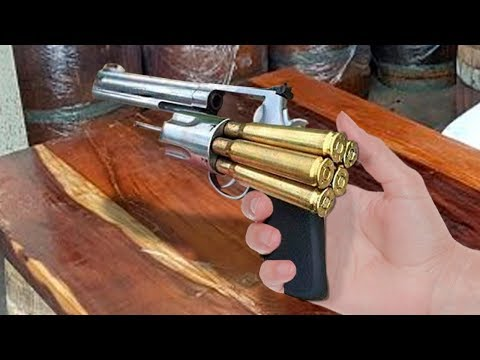 Most POWERFUL Pistols In The World!